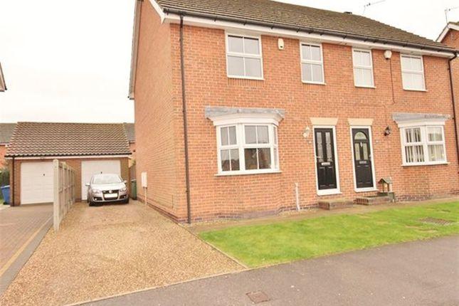 Thumbnail Semi-detached house to rent in St. Georges Green, Goole