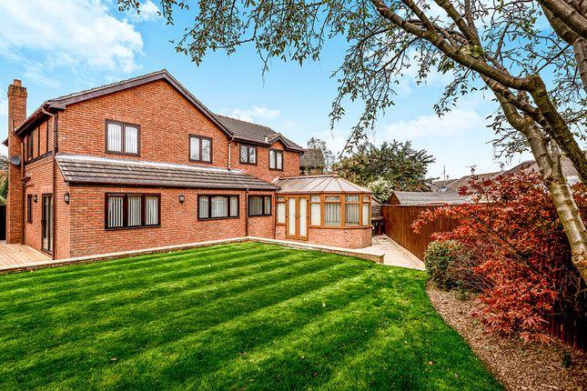 Thumbnail Detached house for sale in Ashwood Grange, Durkar, Wakefield