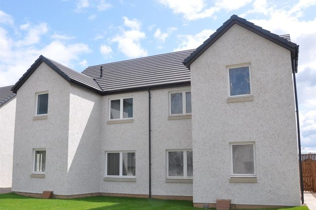 Semi-detached house for sale in The Peel, North Broomlands, Kelso
