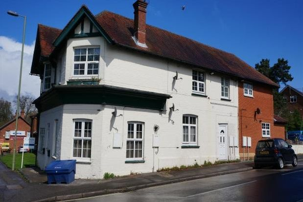 Thumbnail Flat to rent in Petersfield Road, Whitehill, Bordon