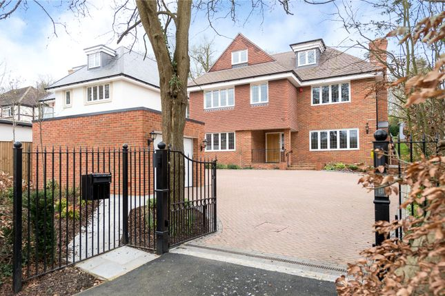 Thumbnail Detached house for sale in Garden Heights, Gregories Road, Beaconsfield