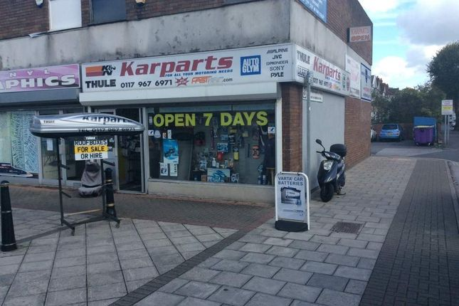 Thumbnail Retail premises for sale in Kingsway, St. George, Bristol