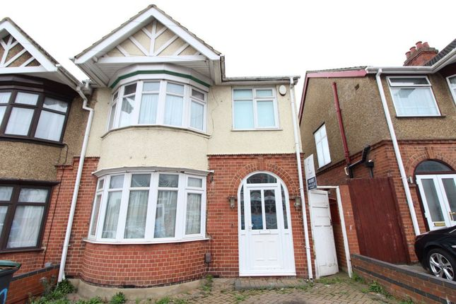 Thumbnail Property to rent in Arundel Road, Luton