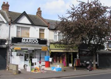 Thumbnail Commercial property to let in Ealing Road, Wembley