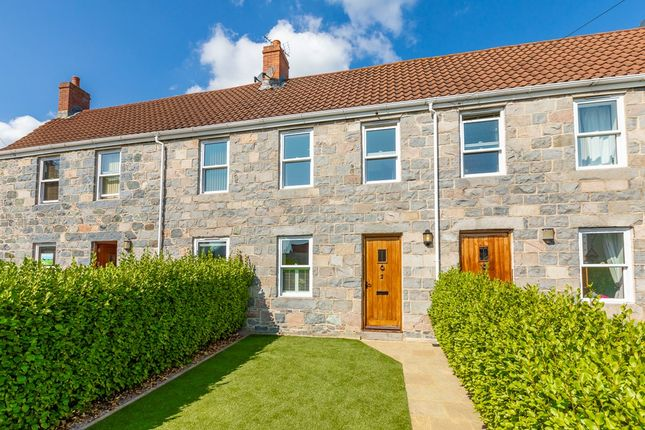 Thumbnail Terraced house for sale in Rouge Rue, St. Peter Port, Guernsey