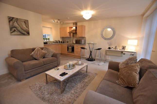 Thumbnail Flat to rent in Annie Smith Way, Birkby, Huddersfield