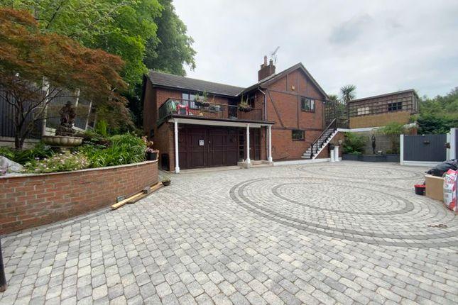 Thumbnail Detached house for sale in Mottram Road, Godley, Hyde