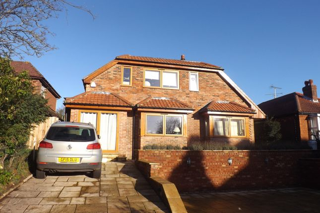 Thumbnail Detached house to rent in Chipstead Lane, Sevenoaks, Kent