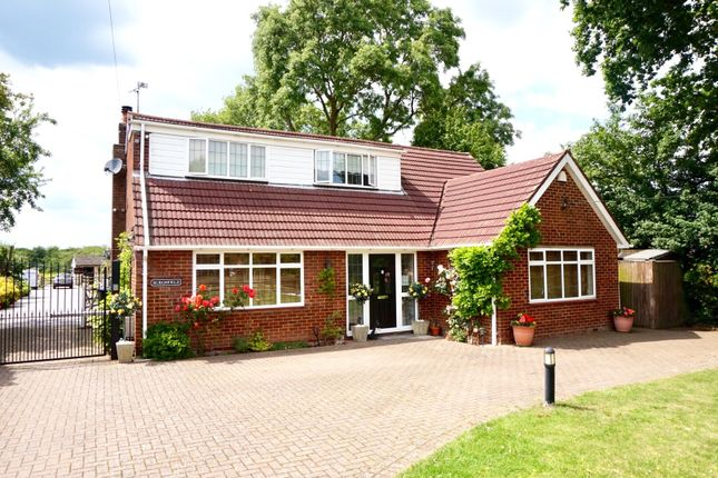 Thumbnail Detached house for sale in Wrotham Road, Culverstone Green, Gravesend