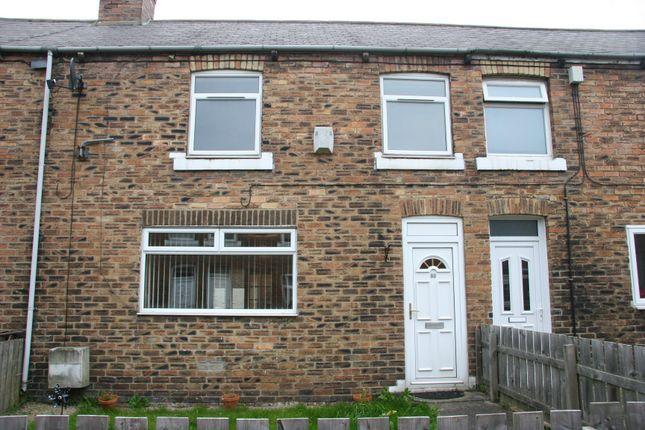 Thumbnail Terraced house for sale in Richardson Street, Ashington, Northumberland
