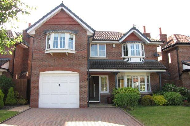Thumbnail Property to rent in Sandington Drive, Cuddington, Northwich