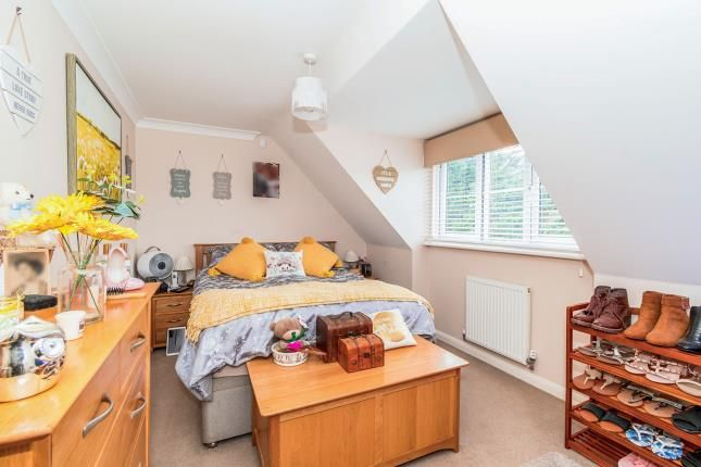 Bedroom One of Blackwater Drive, Totton, Southampton SO40