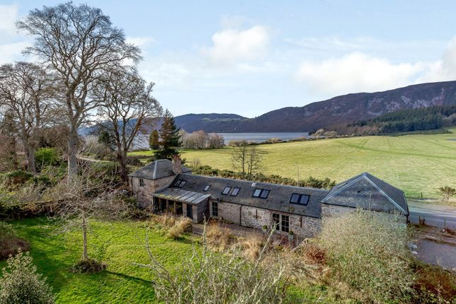 Thumbnail Detached house for sale in Drumashie Lodge, Dores, Inverness