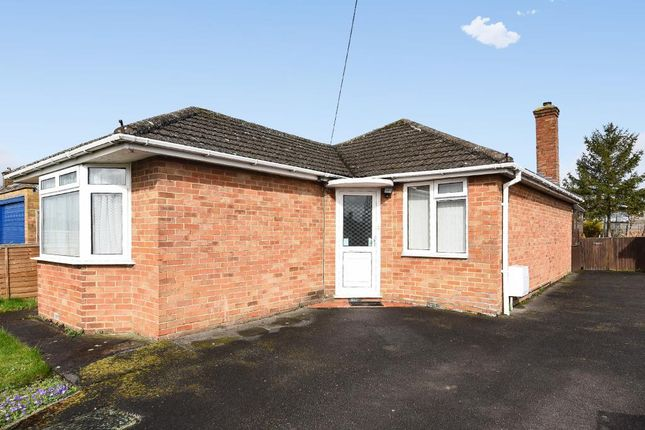 Thumbnail Detached bungalow to rent in Gosford Close, Kidlington