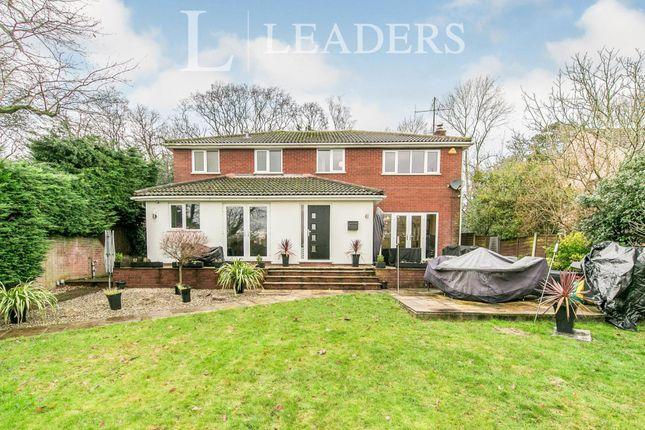 Thumbnail Detached house to rent in Green Lane, Great Horkesley