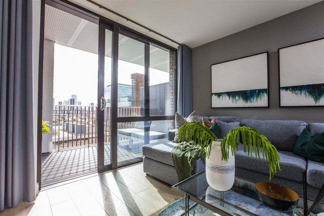 Thumbnail Flat for sale in Forrester Way, London