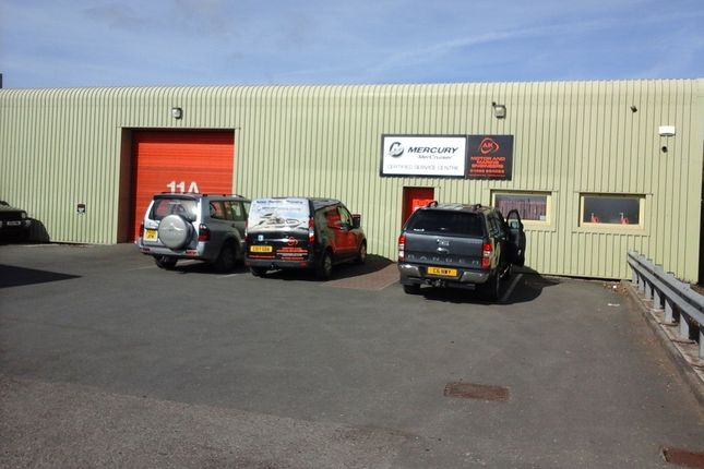 Thumbnail Light industrial to let in Tre Marl Industrial Estate, Llandudno Junction