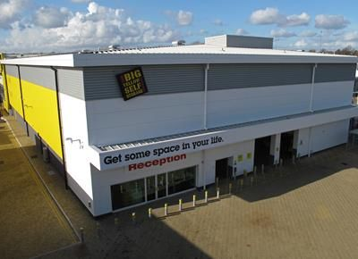 Warehouse to let in Big Yellow Self Storage Reading, 27 Rose Kiln Lane, Reading, Berkshire