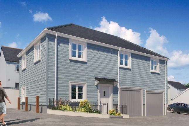 Thumbnail Flat for sale in Newquay