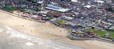 Aerial View of The Beck, Quebec Road, Mablethorpe LN12