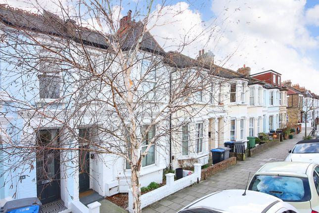 Thumbnail Flat for sale in Charteris Road, North Maida Vale, London
