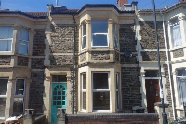 Thumbnail Terraced house for sale in Lena Street, Easton, Bristol