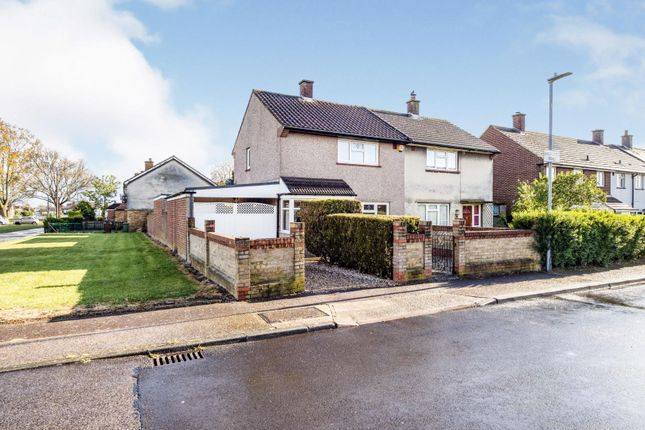 2 bed semi-detached house for sale in Sheepcotes Road, Romford RM6