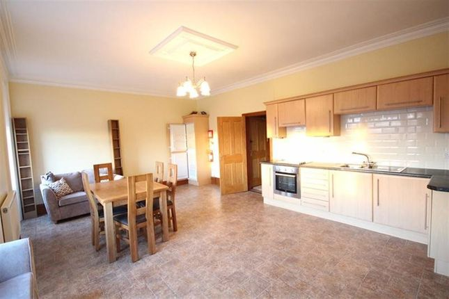 Thumbnail Flat to rent in North Road, Aberystwyth