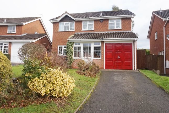 Thumbnail Detached house for sale in Hidcote Avenue, Walmley, Sutton Coldfield