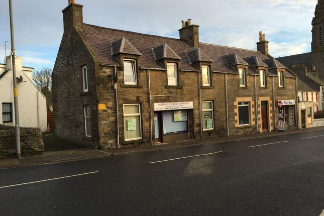 Thumbnail Retail premises for sale in 39 Olrig Street, Thurso