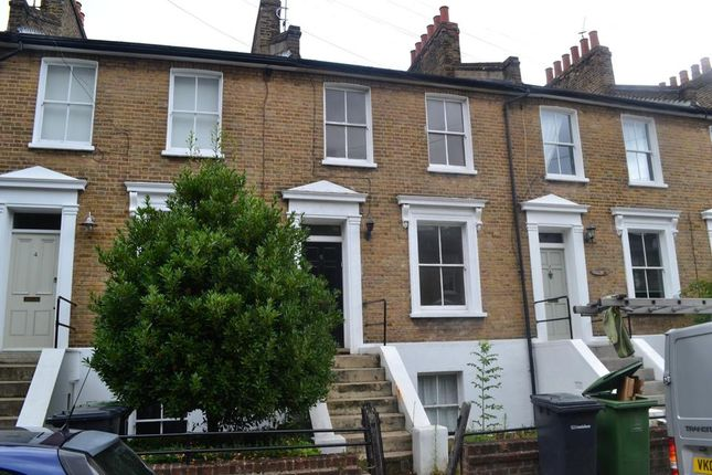 Thumbnail Terraced house to rent in Mercia Grove, London