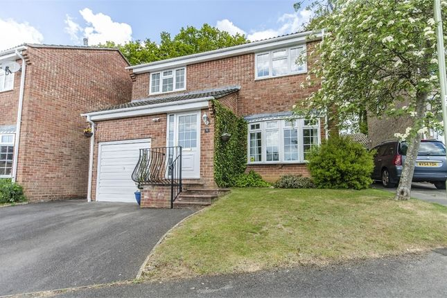 Thumbnail Detached house for sale in Wooderson Close, Fair Oak, Eastleigh, Hampshire