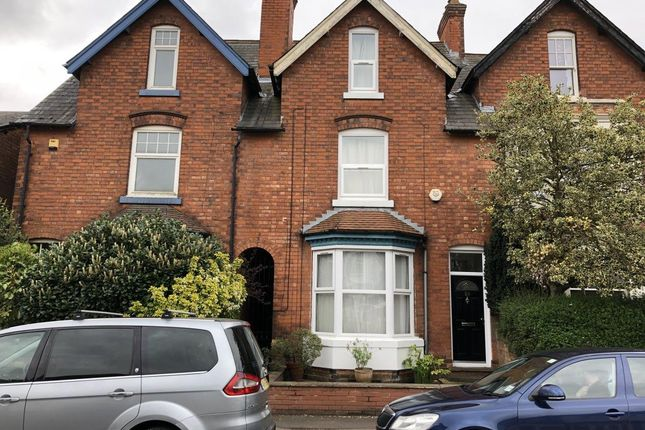 Thumbnail Terraced house to rent in Woodthorpe Road, Kings Heath, Birmingham