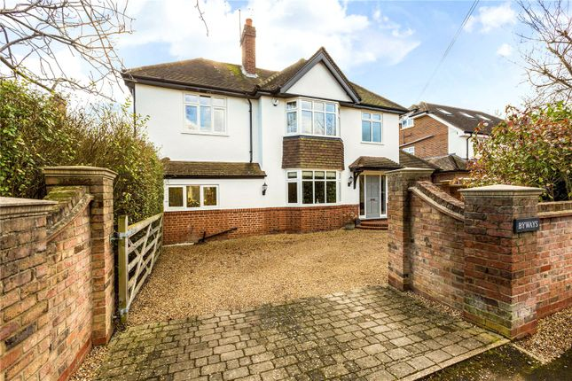 Thumbnail Detached house for sale in Altwood Close, Maidenhead, Berkshire