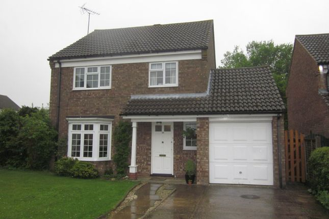 Thumbnail Detached house to rent in Windmill Way, Greens Norton, Towcester
