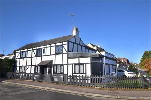 Thumbnail Detached house for sale in Blacksmith Lane, Churchdown, Gloucester