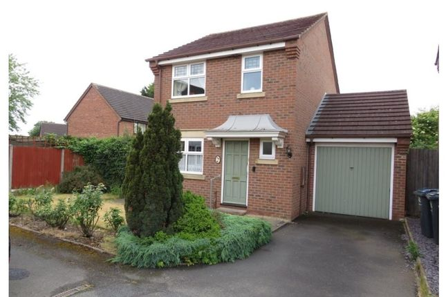 Thumbnail Detached house to rent in Brinklow Croft, Shard End, Birmingham