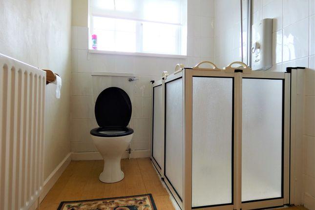 Shower Room of Danbury Drive, Stadium Estate, Leicester LE4