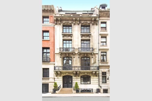 Thumbnail Town house for sale in 39 East 67th Street, New York, New York County, New York State, 10021
