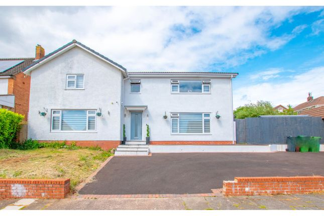 Thumbnail Detached house for sale in Egremont Road, Cardiff