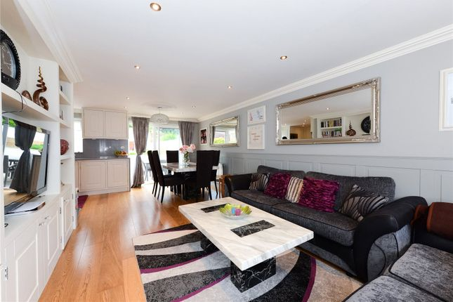 Thumbnail End terrace house for sale in Naseby Road, London