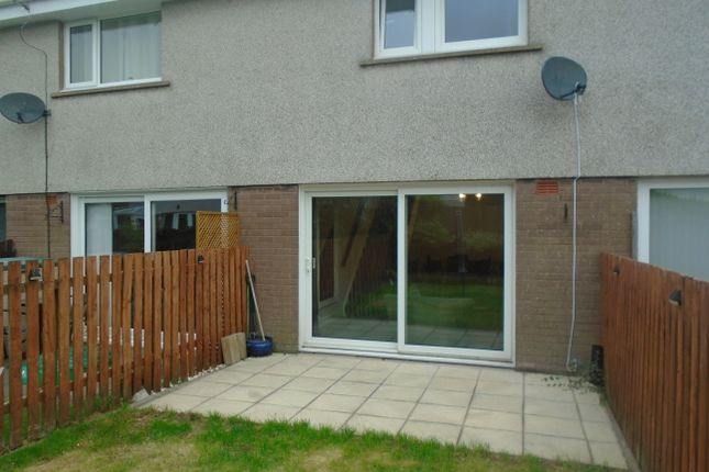 Thumbnail Terraced house for sale in Cameron Court, Heathhall, Dumfries
