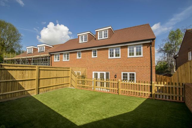 Thumbnail Semi-detached house for sale in Cleeve Down, Goring On Thames, Reading