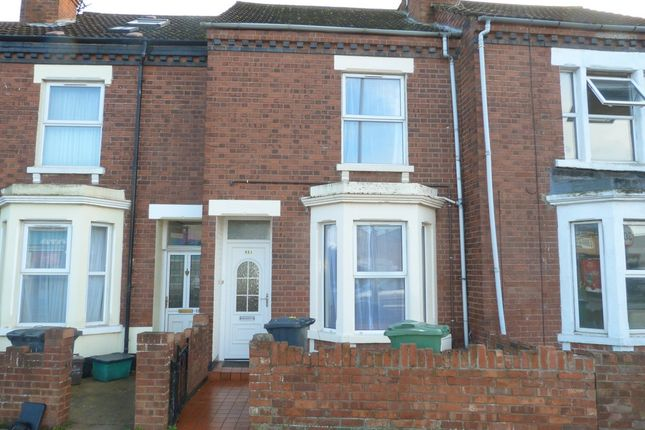 Thumbnail Terraced house to rent in Bristol Road, Gloucester