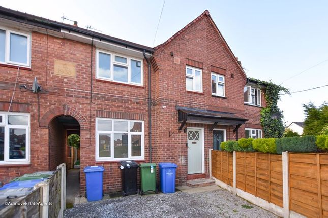 3 bed terraced house to rent in Clifford Avenue, Timperley WA15