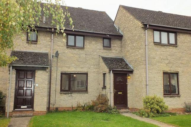 Thumbnail Terraced house to rent in Lyne Road, Kidlington