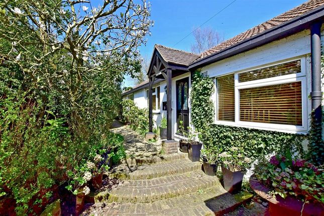 Thumbnail Detached bungalow for sale in Queens Road, Crowborough, East Sussex