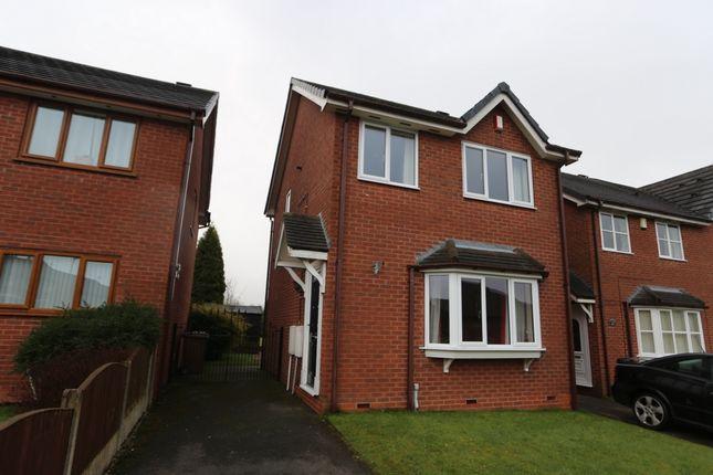 Thumbnail Detached house for sale in Linnburn Road, Longton