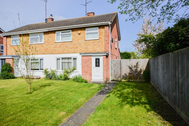 Thumbnail Property for sale in Kirby Walk, Netherton, Peterborough