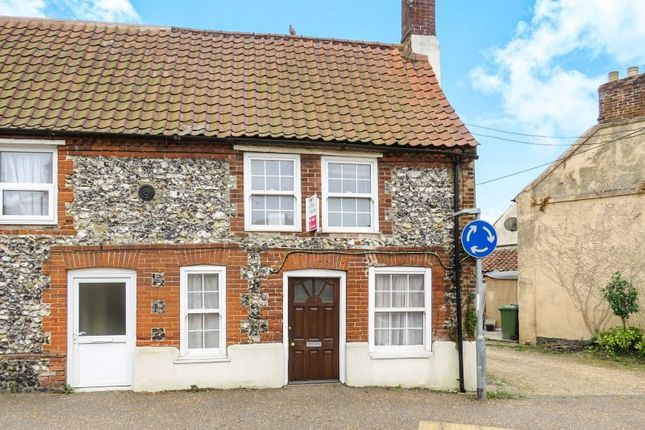 Thumbnail Terraced house for sale in London Street, Swaffham, Norfolk